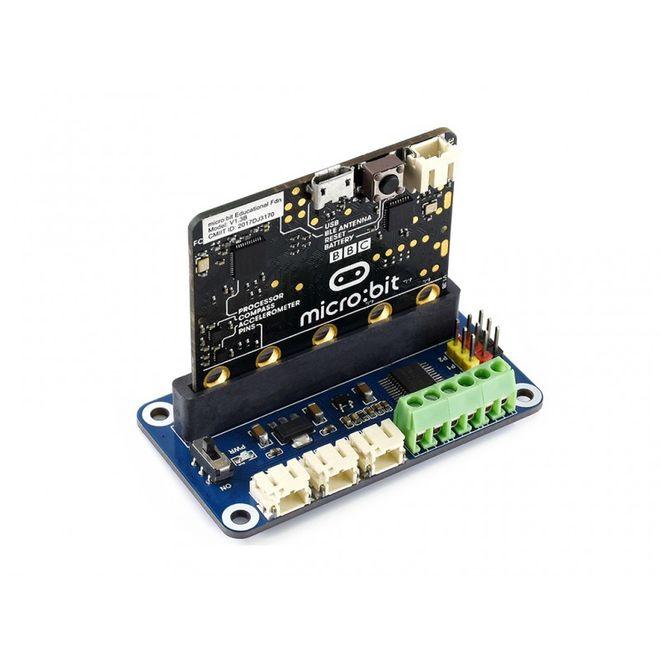 Motor Driver for micro:bit (DC + Servo)