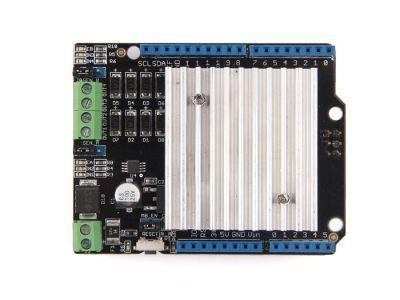 Motor Shield V2.0 - Arduino Motor Driver Shield