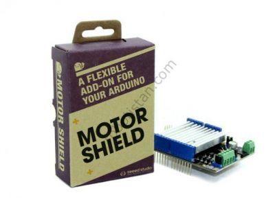 Motor Shield V2.0 - Arduino Motor Sürücü Shieldi