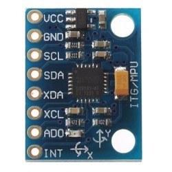 MPU6050 6 Eksen İvme ve Gyro Sensörü - GY-521 - Thumbnail
