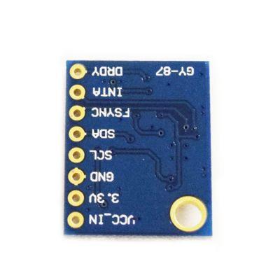 MPU6050 + HMC5883L + BMP180 10DOF Sensör Kartı