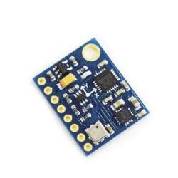 Robotistan - MPU6050+HMC5883L/QMC5883+BMP180 10DOF Sensor Board