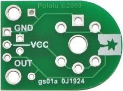 MQ Serisi Gaz Sensör Taşıyıcı Kartı - PL-1479 - Thumbnail