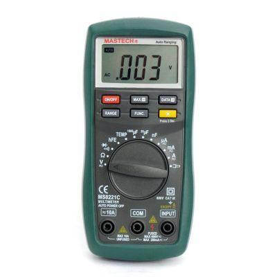 MS 8221C Otomatik Seviyeli Dijital Multimetre