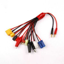 China - Multi-type Charging Conversion Cable MULC-2