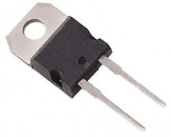 ON - MUR1560G - 600V 15A Single Diode- TO220