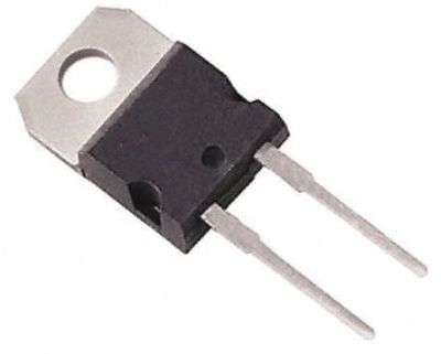 MUR820 - 200V 8A Single Diode - TO220