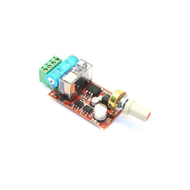 MX1 Accelerated DC Motor Speed Control Module