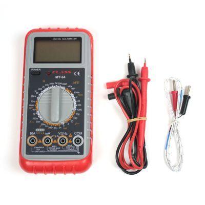 MY 64 Dijital Multimetre - Dahili Isı Problu
