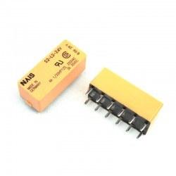 NAIS - Nais 24V 12 Pin Relay - S2-L2-24V