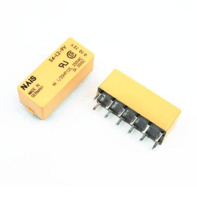 Nais 9 V 12 Pin Röle - S4-L2-9V