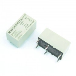 NAIS - Nais-MATSUSHITA 12V 6 Pin Relay - DSP2A-DC12V