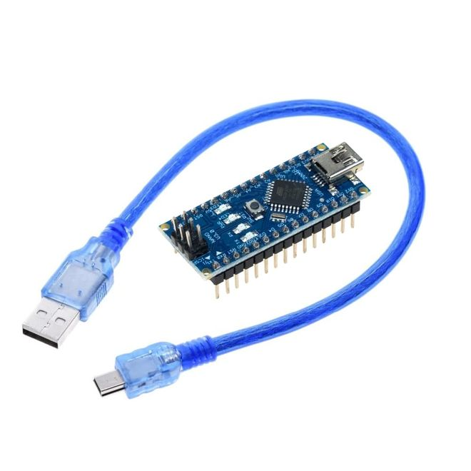 Nano 328 Clone For Arduino (Wih USB Cable)