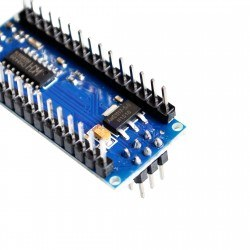 Nano for Arduino - USB Cable Gift - (USB Chip CH340) - Thumbnail