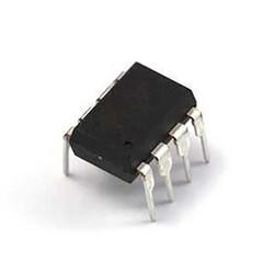 TI - NE555 - DIP8 Entegre