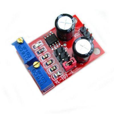 NE555 Pulse Modulator