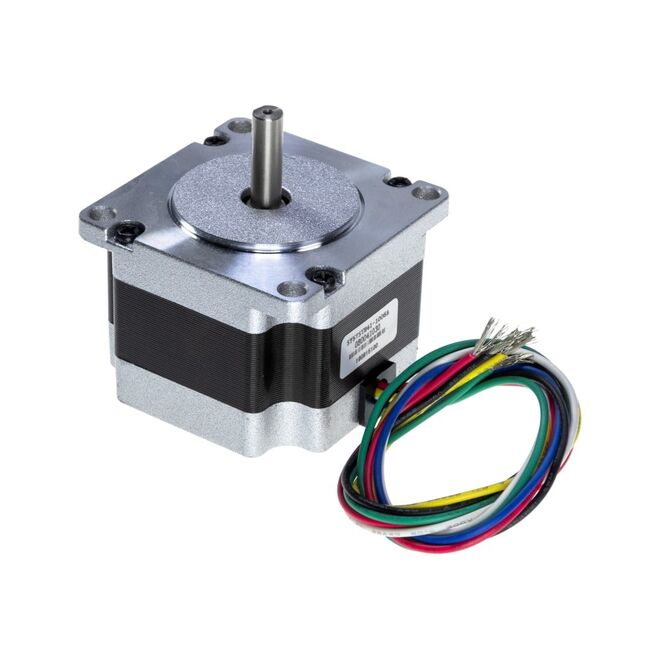 Bipolar/Unipolar NEMA 23 200 Adım 57x41 mm 5.7 V Step Motor - PL-1476