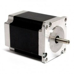 Pololu - Bipolar/Unipolar NEMA 23 200 Adım 57x76 mm 8.6 V Step Motor - PL-1477