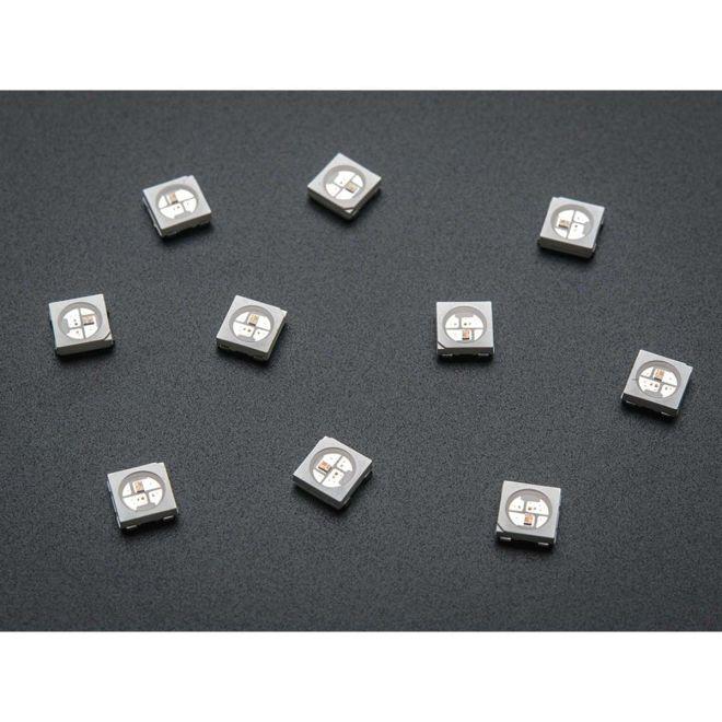 NeoPixel 5050 RGB LED - (10'lu Paket)