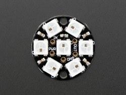 NeoPixel 7'li Daire - Thumbnail