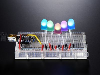 NeoPixel 8 mm RGB Led (5'li paket)