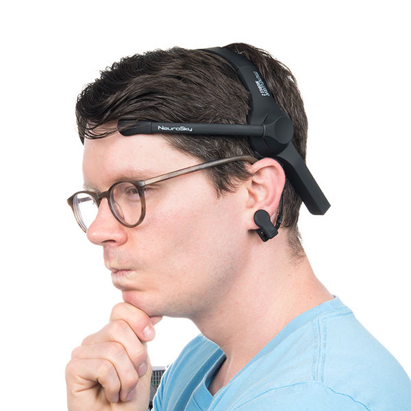 NeuroSky MindWave Mobile 2 - Brain Wave Sensor