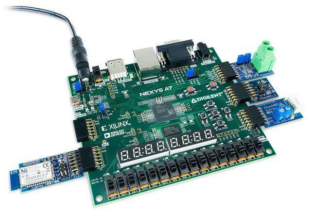 NEXYS A7-100T FPGA BOARD