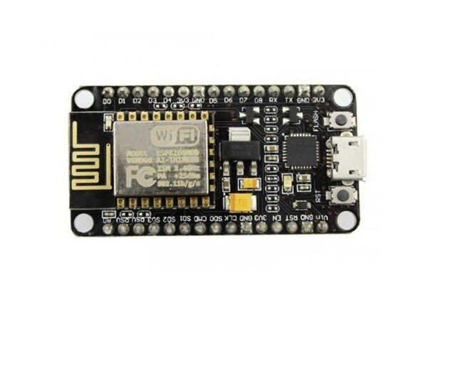 NodeMCU IOT Proje Geliştirme Seti - Arduino IDE ile Programlanabilir (E-Kitap Hediyeli)