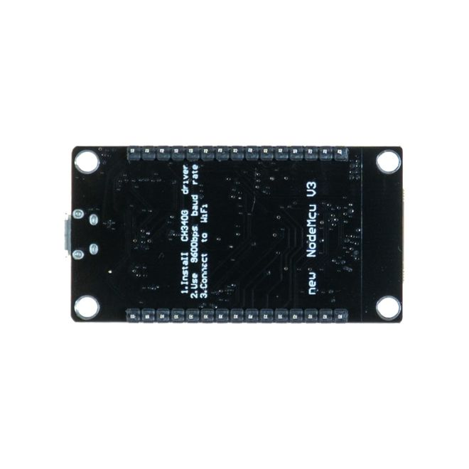 NodeMCU LoLin ESP8266 Developement Board - USB Chip CH340