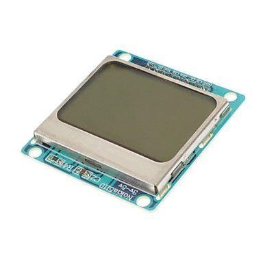 Nokia 5110 Ekranı - 84x48 Grafik LCD