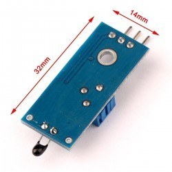 NTC Temperature Sensor Breakout (Digital Out) - Thumbnail