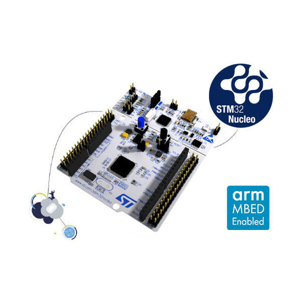 NUCLEO-F070RB Developement Board