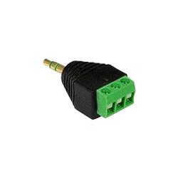 Odseven 3.5mm (1/8) Stereo Audio Plug Terminal Block - Thumbnail