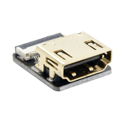 ODSEVEN - Odseven DIY HDMI Cable Parts - Straight HDMI Socket Adapter