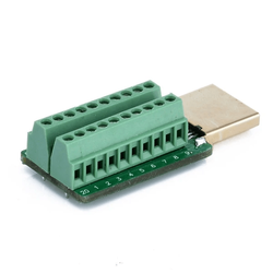 Odseven HDMI Plug to Terminal Block Breakout - Thumbnail