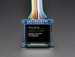 OLED Renkli 1.27 Inch Ekran Modülü (SD Kartlı) - Thumbnail