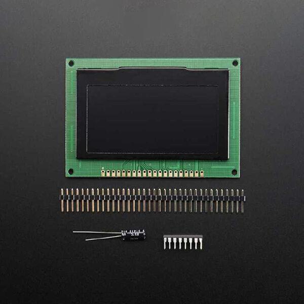Oled Siyah-Beyaz 2.7 Inch 128x64 Grafik Ekran