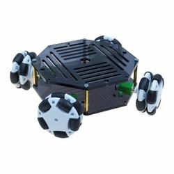 Robotistan - Cruise Omni Tekerlekli Mini Robot Platformu