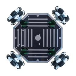 Cruise Omni Tekerlekli Mini Robot Platformu - Thumbnail