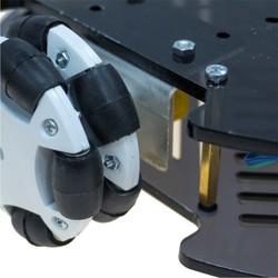 Cruise Omni Tekerlekli Robot Platformu (Elektroniksiz) - Thumbnail