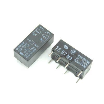 Omron 12 V 8 Pin Çift Kontak Röle - G6A-234P-ST-US-12V