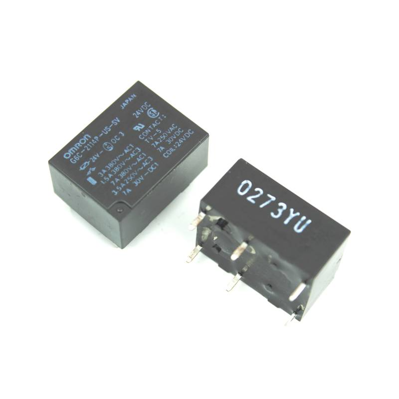 Buy Omron 24V 6 Pin Relay - G6C-2114P-USSV with cheap price on