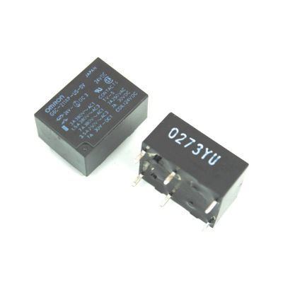 Omron 24V 6 Pin Relay - G6C-2114P-USSV