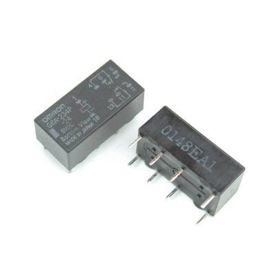 Omron 5 V 8 Pin Çift Kontak Röle - G6A-234P-24-5VDC