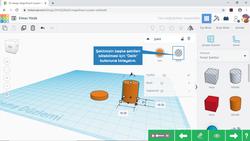 Online 3 Boyutlu Tasarım Eğitimi (Ortaokul) - Thumbnail