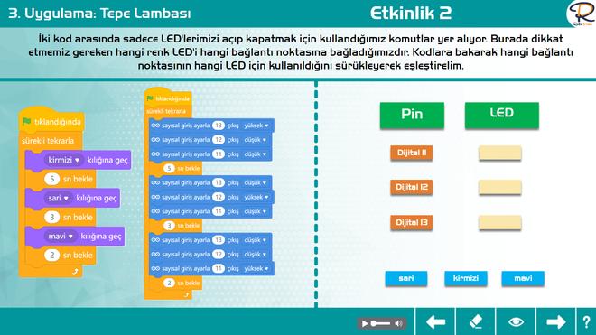 Online Arduino Course (Middle School)