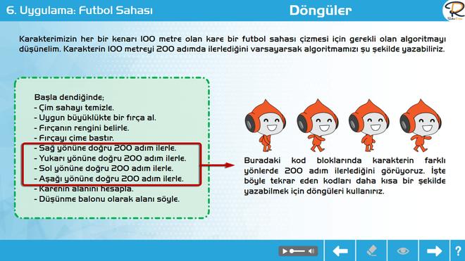 Online Robotik Kodlama Eğitimi 1 - İlkokul