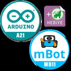 Rokodemi - Online Robotik Kodlama Eğitimi 1 - Ortaokul