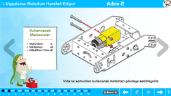 Online Robotik Kodlama Eğitimi 3 - Ortaokul - Thumbnail