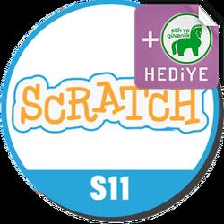 Online Scratch Eğitimi (3. 4. ve 5. Sınıf) - Thumbnail